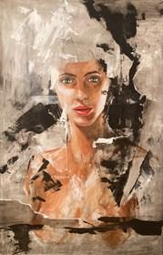 Obraz do salonu artysty Ewa Jasek pod tytułem L3