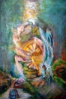Obraz do salonu artysty Grzegorz Lazarek pod tytułem Zawziętość