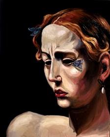 Obraz do salonu artysty Kacper Piskorowski pod tytułem Judyta