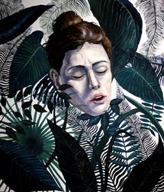 Obraz do salonu artysty Kacper Piskorowski pod tytułem Bez tytułu