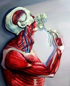 Obraz do salonu artysty Kacper Piskorowski pod tytułem Fragrance