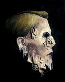 Obraz do salonu artysty Kacper Piskorowski pod tytułem Skin 2