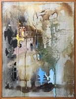 Obraz do salonu artysty Zdzisław Salaburski pod tytułem Kompozycja
