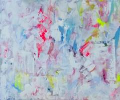 Obraz do salonu artysty Ewa Jaros pod tytułem Happiness #1