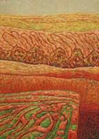 Obraz do salonu artysty Zbigniew Blekiewicz pod tytułem Przeciwieństwa II