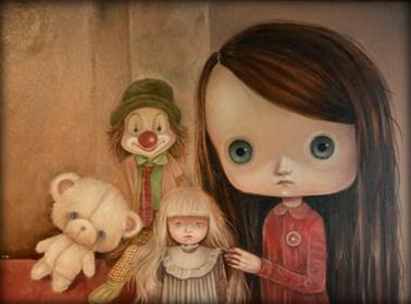 Obraz do salonu artysty Paulina Góra pod tytułem Wolność