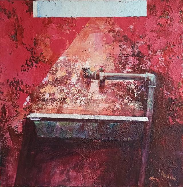 Obraz do salonu artysty Izabela Rudzka pod tytułem Lustro 1