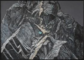 Obraz do salonu artysty krzysztof Kiwerski pod tytułem Szlak