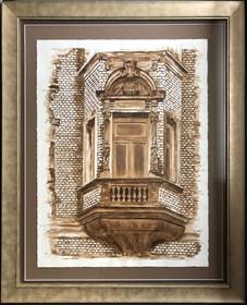 Grafika do salonu artysty Małgosia Gaffke pod tytułem K.12a