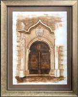Grafika do salonu artysty Małgosia Gaffke pod tytułem K.12