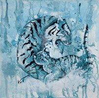 Obraz do salonu artysty Marta Horodniczy pod tytułem Miłość matczyna