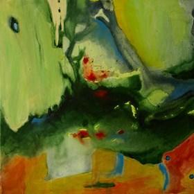Obraz do salonu artysty Oryszyn pod tytułem Private Spaces IV