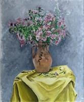 Obraz do salonu artysty Anastasiia Khoma pod tytułem Jesień