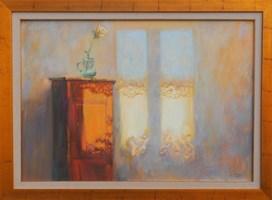 Obraz do salonu artysty Eleonora  Babuszkina pod tytułem Róża