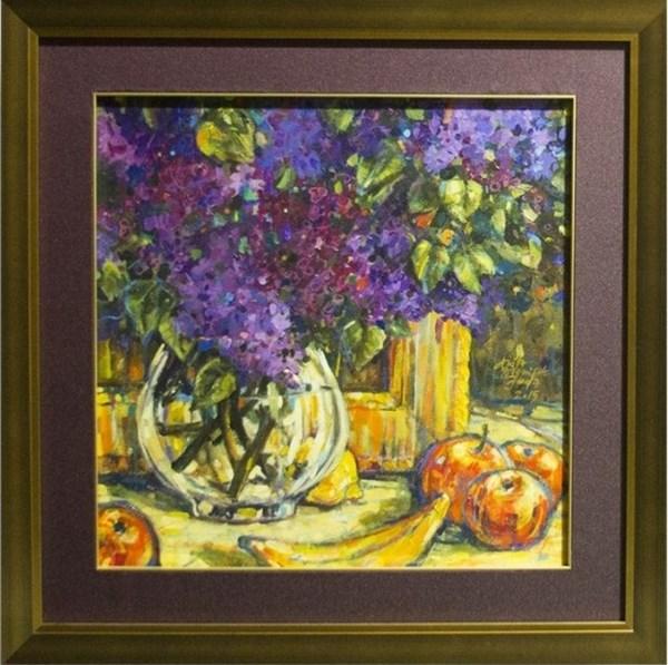 Anita  Baenish-Juda - Artist - Art in House Gallery Online