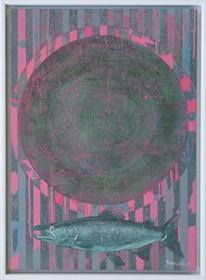 Obraz do salonu artysty Andrzej Borowski pod tytułem JAIPUR XLII