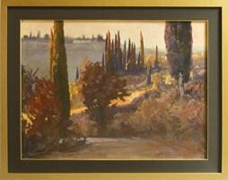 Obraz do salonu artysty Stanisław  Chomiczewski pod tytułem Toskania