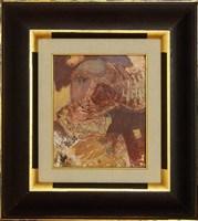 Obraz do salonu artysty Grażyna  Zarzecka pod tytułem Portret W Złocie