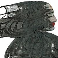 Grafika do salonu artysty Zdzisław Beksiński pod tytułem Bez tytułu 16