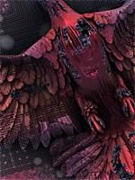 Grafika do salonu artysty Tymoteusz Zeman pod tytułem Bird