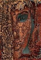 Grafika do salonu artysty Tymoteusz Zeman pod tytułem India