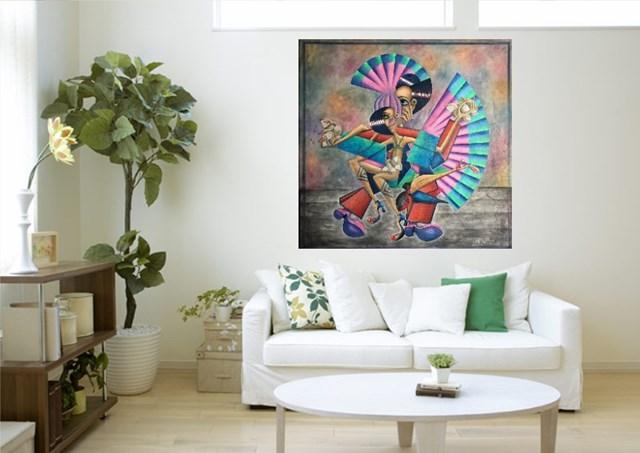 Samba  - visualisation by Robert Jadczak