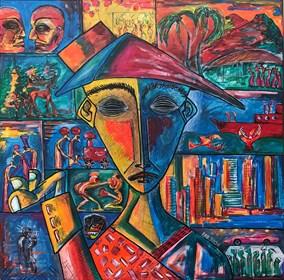 Obraz do salonu artysty Robert Jadczak pod tytułem Ostatnia generacja