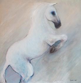 Obraz do salonu artysty Katarzyna Sadowska pod tytułem LEVADE I