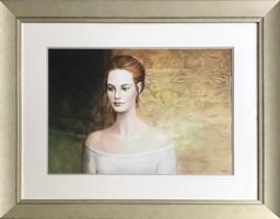 Obraz do salonu artysty Kacper Kalinowski pod tytułem Portret kobiety