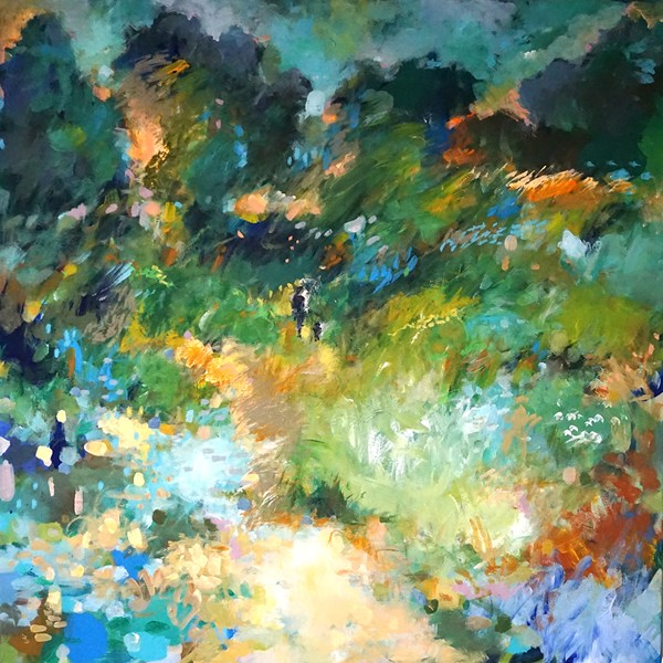 Aleksandra Adamczak - Artist - Art in House Gallery Online