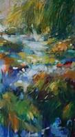Obraz do salonu artysty Aleksandra Adamczak pod tytułem Po burzy zawsze wychodzi słońce