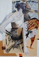 Obraz do salonu artysty Sylwia Zdzichowska pod tytułem Konterfekt XVII