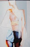 Obraz do salonu artysty Sylwia Zdzichowska pod tytułem Konterfekt IV/III