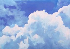 Obraz do salonu artysty Anies Murawska pod tytułem A piece of sky