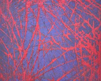 Obraz do salonu artysty Bea Guillemot pod tytułem 20-EP7