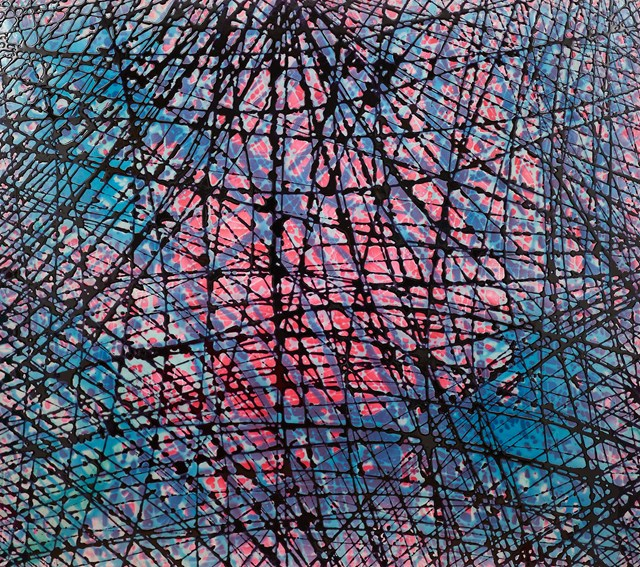 Obraz do salonu artysty Beata Guillemot pod tytułem 19-EP6