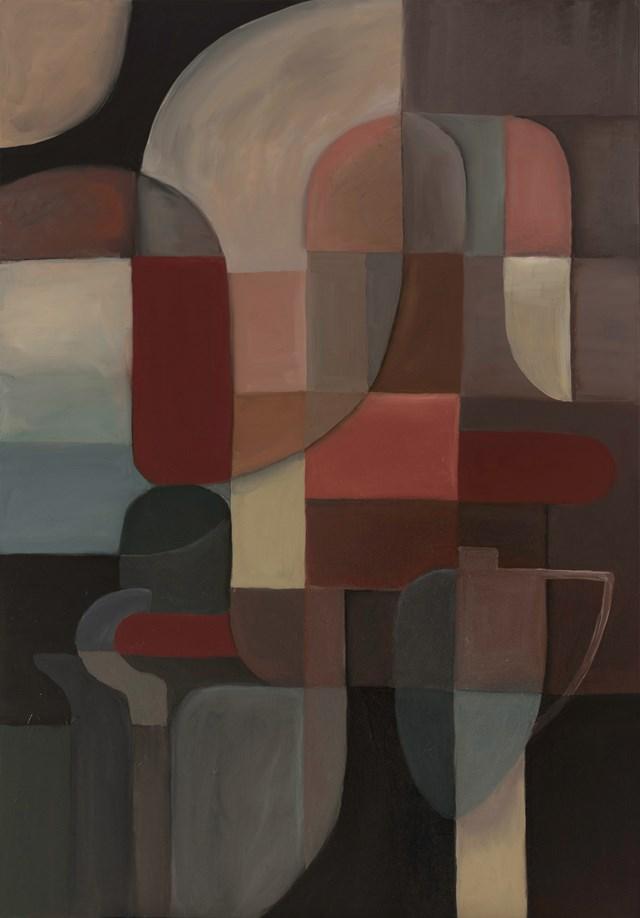 Obraz do salonu artysty Agnieszka Krawczyk pod tytułem Martwa natura 4