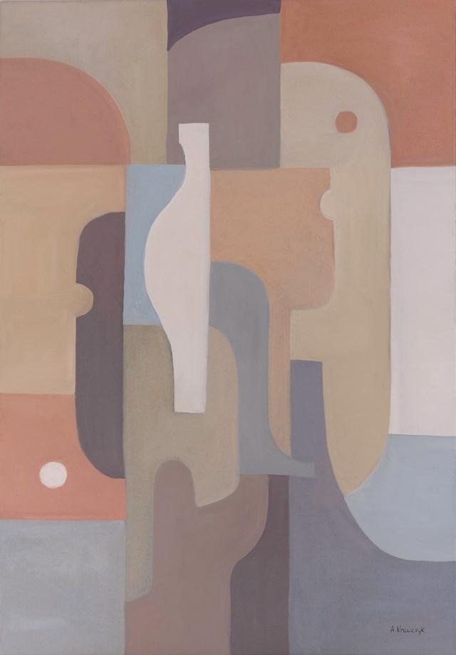 Obraz do salonu artysty Agnieszka Krawczyk pod tytułem Martwa natura 10