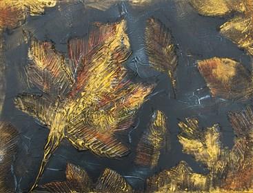 Obraz do salonu artysty Martyna Zaborska pod tytułem Babie Lato