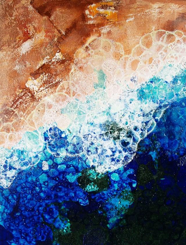 Obraz do salonu artysty Martyna Zaborska pod tytułem Mare