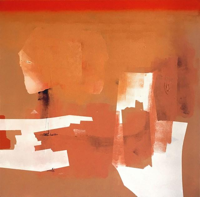 Obraz do salonu artysty Dominika Naziębły pod tytułem Bez tytułu, 21