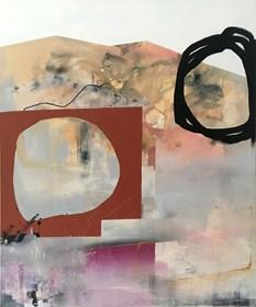 Obraz do salonu artysty Dominika Naziębły pod tytułem Bez tytułu 20