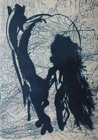Grafika do salonu artysty Magdalena Gintowt-Juchniewicz pod tytułem japoński
