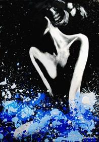 Obraz do salonu artysty Milena Chmielewska pod tytułem Moonlight