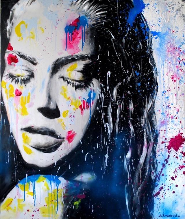 Obraz do salonu artysty Milena Chmielewska pod tytułem September