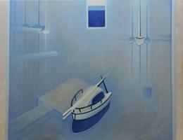 Obraz do salonu artysty Mateusz Kędziora pod tytułem Lazarus