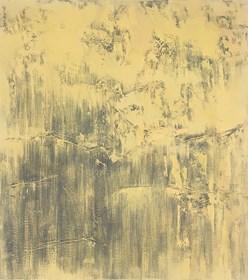 Obraz do salonu artysty Lidia Wnuk pod tytułem Struktury remontowe VI