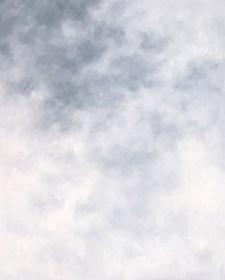 Obraz do salonu artysty Lidia Wnuk pod tytułem Notatki z patrzenia w niebo V