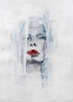 Obraz do salonu artysty Karina Góra pod tytułem Inside