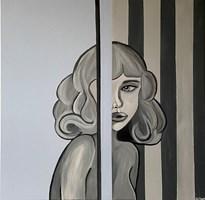 Obraz do salonu artysty Sara  Sitkowska pod tytułem DAISY